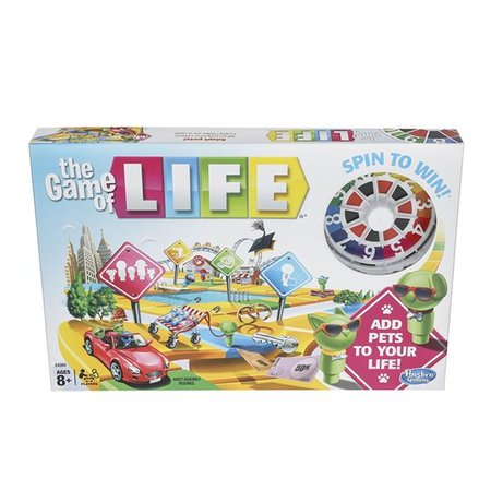Hasbro Game of Life CZSK