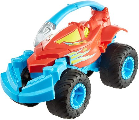 Mattel Hot Wheels monster trucks velké nesnáze Double Troubles