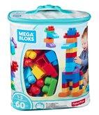 Mega Bloks Kostky v plastovém pytli
