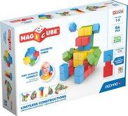 Geomag Magicube Try Me 64 pcs