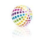 Nafukovací míč Intex Jumbo 107cm