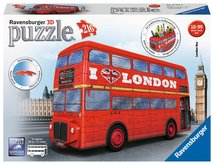 Ravensburger Londýnský autobus 216 dílků