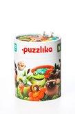 Puzzlika 13074 Můj domov - naučné puzzle 20 dílků