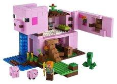 LEGO® Minecraft™ 21170 Prasečí dům