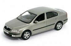 Welly Škoda Octavia 1:24