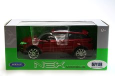 Welly 1:24 Land Rover Range Rover Evoque