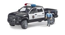Bruder 2505 RAM 2500 Policejní Pickup s policistou