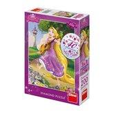 Dino puzzle WD Zpívající Locika 200D diamond