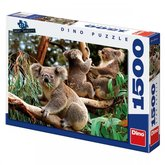 Dino puzzle Koaly 1500D