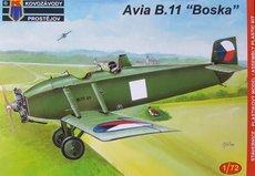 Avia BH-11 Military 1/72