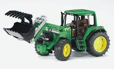 Bruder 2052 Traktor John Deere 6920 + čelný nakladač