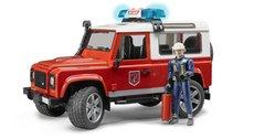 Bruder 2596 Land Rover Defender hasiči