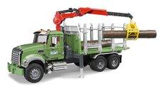 Bruder 2824 MACK Granit na prepravu dreva