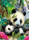 Ravensburger Puzzle - Panda - 300 dílků