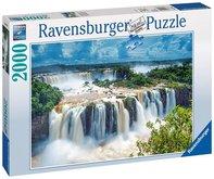 Ravensburger puzzle Vodopád 2000 dielikov