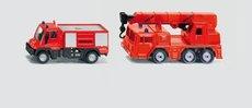 SIKU Blister - 2 požární auta