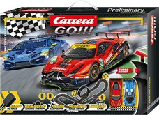 Carrera GO 62526 Race the Track