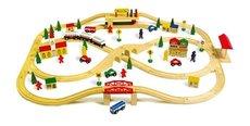 Legler Dřevěná vláčkodráha Nadzemní železnice