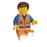 LEGO MOVIE 2 Emmet baterka