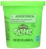 Hasbro Play-Doh Sliz samostatné kelímky zelená
