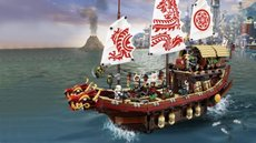 LEGO® NINJAGO® Movie™ 70618 Odmena osudu