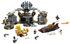LEGO® BATMAN MOVIE 70909 Vlámania do Batcave