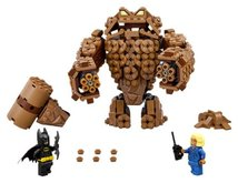 LEGO® BATMAN MOVIE 70904 Clayfaceov bahnitý útok