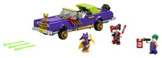 LEGO® BATMAN MOVIE 70906 Joker a jeho vozidlo Notorious Lowrider