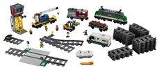 LEGO® City 60198 Nákladný vlak