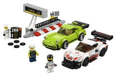 LEGO® Speed Champions 75888 Porsche 911 RSR a 911 Turbo 3.0