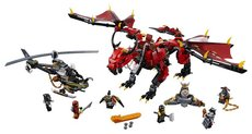 LEGO® 70653 Ninjago Firstbourne