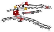 LEGO® DUPLO® Town 10882 Koľajnice