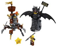 LEGO® Movie 70836 Batman™ a Oceliak pripravení na boj