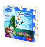 Trefl Pěnové puzzle Ledové království Frozen 32 x 32 x 1,5 cm 8 ks