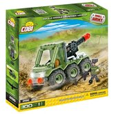 Cobi 2196 Small Army G21 raketomet 100 k, 1 f
