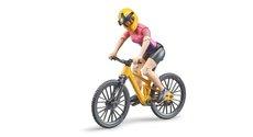 Bruder 63111 Bworld Cyklistka