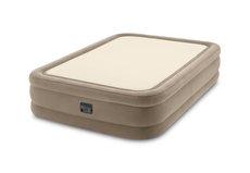 INTEX 64478NP Nafukovací postel Queen Thermalux 152x203x51cm