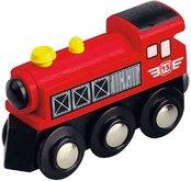 Parní lokomotiva červená - Maxim 50399