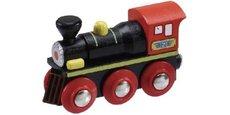 Maxim parní lokomotiva Zubačka