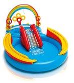 Intex 57453 Dětské hrací centrum Duha 297x193x135cm