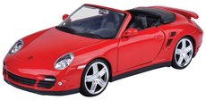 Lamps 1:24 Porsche 911 Turbo Cabriolet