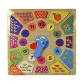 MaDe Puzzle hodiny 30x30cm