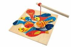 Woody Rybičky s udičkou magnetická hra