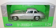Welly 1:24 Mercedes-Benz 300 SL
