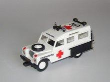 Monti 35 Unprofor Ambulance 1:35