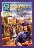 Carcassonne 6. rozšíření - Král, hrabě a řeka