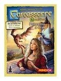 Carcassonne 3.rozšíření - Princezna a drak