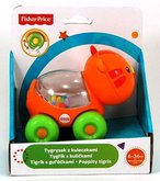 Fisher Price tygrík s guločkami