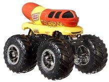 Mattel Hot Wheels Monster Trucks Kaskadérské Kousky asst