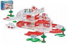 Wader Kid Cars 3D - Nemocnice 53330